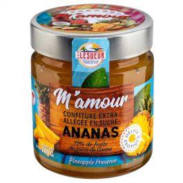 Confiture Allégée Ananas