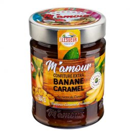 Confiture Extra de Banane Caramel