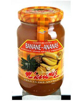 Confiture Extra de Ananas Banane