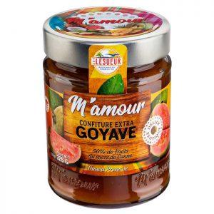 Confiture Extra de Goyave 325 grs