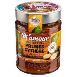 Confiture Extra de Prune Cythère